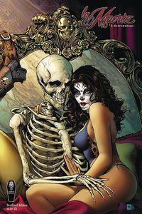 [La Muerta: Retribution #2 (Death Bed Edition) (Product Image)]