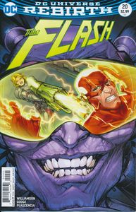 [Flash #20 (Variant Edition) (Product Image)]
