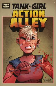 [Tank Girl: Action Alley #2 (Cover A Parson) (Product Image)]