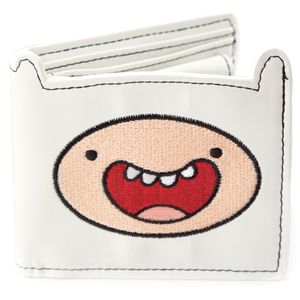 [Adventure Time: Bifold Wallet: Finn (Product Image)]