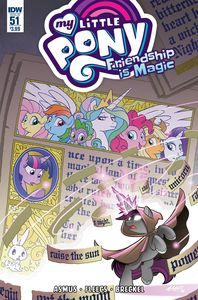 [My Little Pony: Friendship Is Magic #51 (Product Image)]