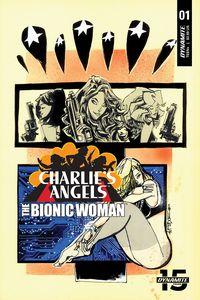 [Charlies Angels Vs Bionic Woman #1 (Cover B Mahfood) (Product Image)]