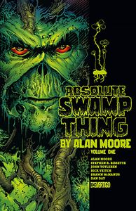[Absolute Swamp Thing By Alan Moore: Volume 1 (New Edition Hardcover) (Product Image)]