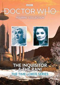 [Doctor Who: Time Lord Series #4: The Inquisitor & The Rani (Product Image)]