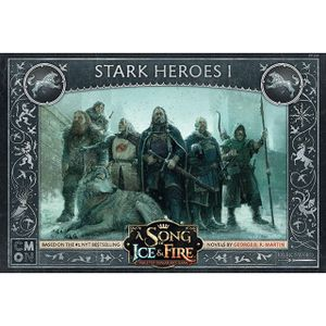 [A Song Of Ice And Fire: Expansion: Stark Heroes Number One (Product Image)]