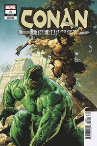 [Conan The Barbarian #8 (Saiz Variant) (Product Image)]