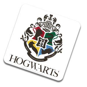 [Harry Potter: Coaster: Hogwarts Crest (Product Image)]