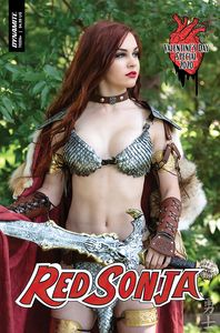 [Red Sonja: Valentines Special (One Shot) (Cover C Cosplay) (Product Image)]