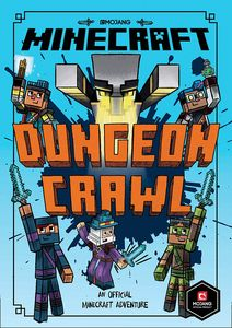 [Minecraft: Woodsword Chronicles: Book 5: Dungeon Crawl (Product Image)]