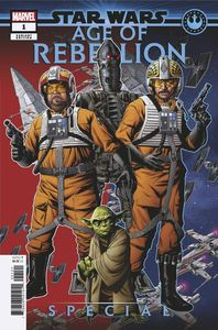 [Star Wars: Age Rebellion Special #1 (Mckone Puzzle Pc Variant) (Product Image)]