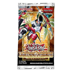 [Yu-Gi-Oh!: Trading Card Game: Lightning Overdrive (Booster Pack) (Product Image)]