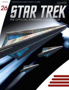 [Star Trek: Starships Figure Collection #26 Tholian Starship (Product Image)]