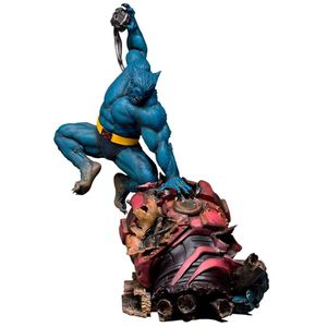 [X-Men: Art Scale Statue: Beast (Product Image)]