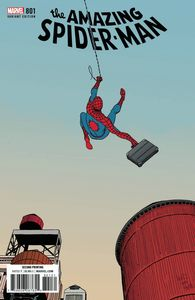 [Amazing Spider-Man #801 (2nd Printing - Martin Variant) (Product Image)]