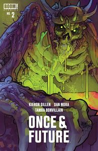 [Once & Future #2 (Forbidden Planet Lafuente Variant) (Product Image)]