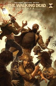 [Walking Dead: Deluxe #13 (Cover D Rapoza) (Product Image)]