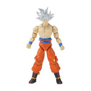 [Dragon Ball Super: Stars Action Figure: Ultra Instinct Goku (Product Image)]