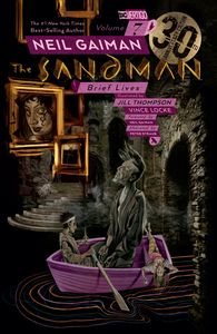 [Sandman: Volume 7: Brief Lives 30th Anniversary Edition (Product Image)]
