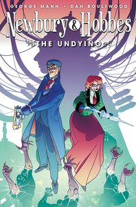 [Newbury & Hobbes: The Undying (Product Image)]