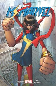 [Ms Marvel: Volume 5 (Hardcover) (Product Image)]