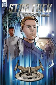 [Star Trek: Discovery: Annual 2018 (Cover A Hernandez) (Product Image)]