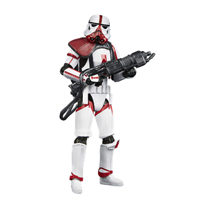 [Star Wars: The Mandalorian: Vintage Collection Action Figure: Incinerator Trooper (Product Image)]