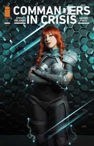 [Commanders In Crisis #6 (Cover C Cosplay Photo Cover) (Product Image)]