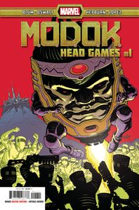[M.O.D.O.K. Head Games #1 (Product Image)]