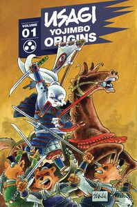 [Usagi Yojimbo: Origins: Volume 1 (Product Image)]