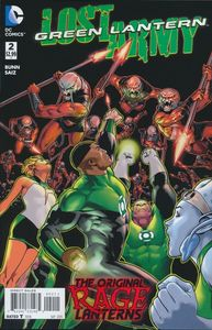[Green Lantern: The Lost Army #2 (Product Image)]