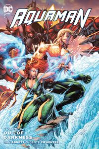 [Aquaman: Volume 8: Out Of Darkness (Product Image)]