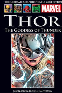 [Marvel: Graphic Novel Collection: Volume 142: Thor Goddess Of Thunder (Product Image)]