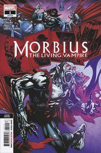 [Morbius #1 (2nd Printing Ferreira Variant) (Product Image)]