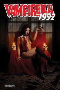 [Vampirella: 1992 (One Shot Cover C Cosplay) (Product Image)]