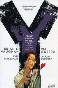 [Y The Last Man: Volume 4 (Deluxe Hardcover Edition) (Product Image)]