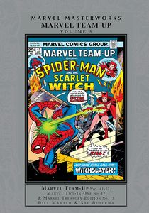 [Marvel Masterworks: Marvel Team-Up: Volume 5 (Hardcover) (Product Image)]