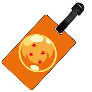 [Dragon Ball: Luggage Tag: Dragon Ball (Product Image)]