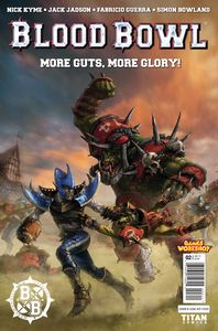 [Blood Bowl: More Guts, More Glory #2 (Cover D Game Variant) (Product Image)]