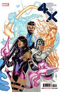 [X-Men: Fantastic Four #3 (Product Image)]