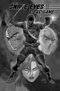 [Snake Eyes: Deadgame (Product Image)]