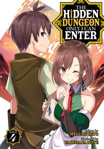 [The Hidden Dungeon Only I Can Enter: Volume 4 (Light Novel) (Product Image)]