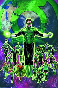 [Green Lantern: Season Two #11 (Cover B Phil Jimenez Variant) (Product Image)]
