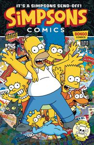 [Simpsons Comics #245 (Product Image)]