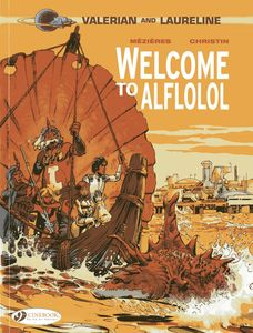 [Valerian: Volume 4: Welcome To Alflolol (Product Image)]