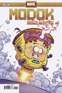 [M.O.D.O.K. Head Games #1 (Young Variant) (Product Image)]