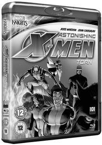 [Astonishing X-Men: Torn (Blu-Ray) (Product Image)]
