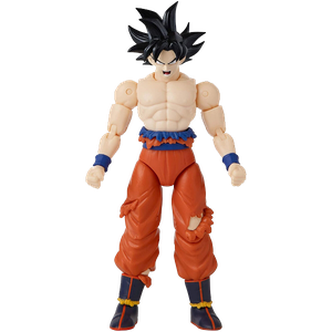 [Dragon Ball Super: Dragon Stars Action Figure: Instinct Goku (Product Image)]