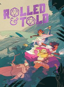 [Rolled & Told: Volume 1 (Hardcover) (Product Image)]