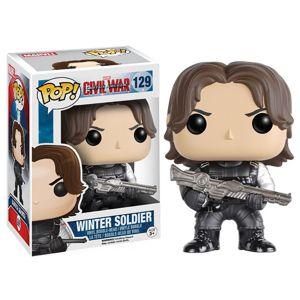 [Captain America: Civil War: Pop! Vinyl Figures: Winter Soldier (Product Image)]