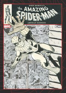 [John Romita's The Amazing Spider-Man: Artisan Edition (Product Image)]